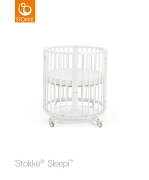 Stokke Sleepi Mini inkl. madrass