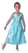 Disney Princess Frost Elsa Ljus och Ljus dräkt