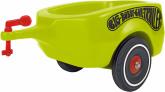 Bobby Car Trailer grön