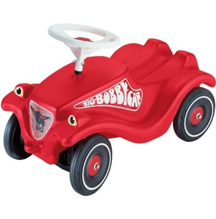 Bobby Car Classic, Röd