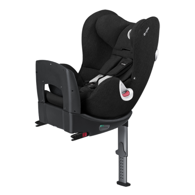 Cybex Sirona PLUS, Black Beauty