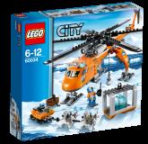 Lego City Arktisk kranhelikopter