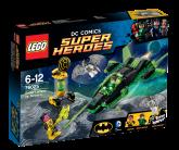 Lego Green Lantern mot Sinestro