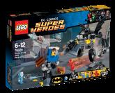Lego Gorilla Grodd härjar