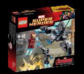 Lego Iron Man mot Ultron