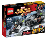 Lego Hämnarnas Hydra-uppgörelse