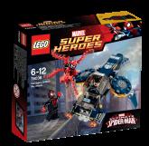 Lego Carnages SHIELD-luftanfall