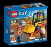Lego City Spr�ngning startset