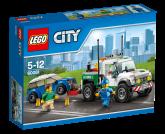 Lego City Garageb�rgare