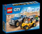 Lego City Sandbuggytrailer