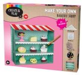 Alga Create & Play Gör ditt eget bageri