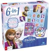 Disney Frozen 6 spel i 1
