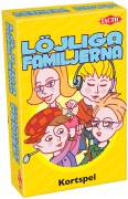Kortspel Löjliga Familjerna