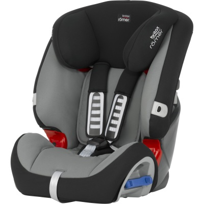 Britax Multi-Tech II, Steel Grey