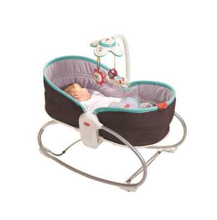 Tiny Love 3 in 1 Rocker-Napper, Grey