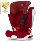 Britax Kidfix II XP SICT, Flame Red