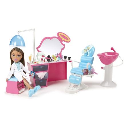 Bratz Hårstudio med docka