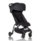Mountain Buggy Nano V2 (2016), Black