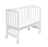 BabyDan Alfred Bedside Crib, By-My-Side
