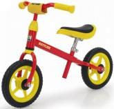 Kettler Speedy Röd/Gul 10 Tum/balanscykel