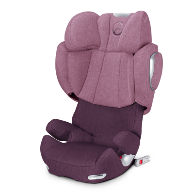 Cybex Solution Q2-Fix PLUS, Princess Pink