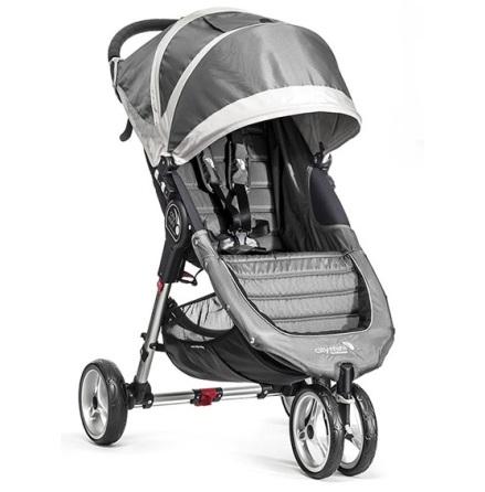 Baby Jogger City Mini Singel, Steel Grey