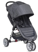 Baby Jogger City Mini Singel, Charcoal/Denim
