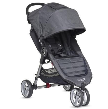 Baby Jogger City Mini Singel, Charcoal/Denim
