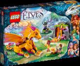 Lego Elves Elddrakens lavagrotta