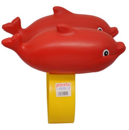 Plasto Simdyna Delfin, Röd