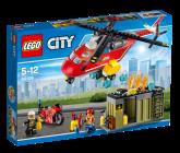 LEGO City Brandbekämpningsenhet