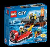 LEGO City Brandsl�ckning startset