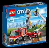 LEGO City Liten brandbil