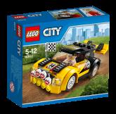 LEGO City Rallybil