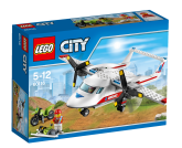 LEGO City Ambulansflygplan