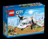 LEGO City Ambulansflygplan