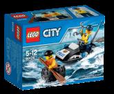 LEGO City Däckflykt