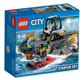 LEGO City F�ngelse�n startset
