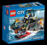 LEGO City Fängelseön startset