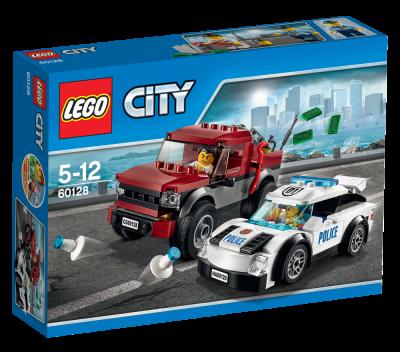 LEGO City Polisjakt