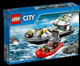 LEGO City Patrullbåt