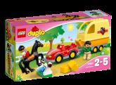 LEGO Duplo Hästtransport