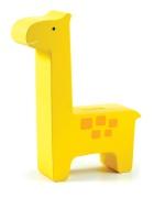 Sparbössa i trä, Giraff Gul