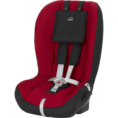 Britax Two-Way, Flame Red