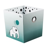 Done By Deer Stacking box, Happy Dots, Blue