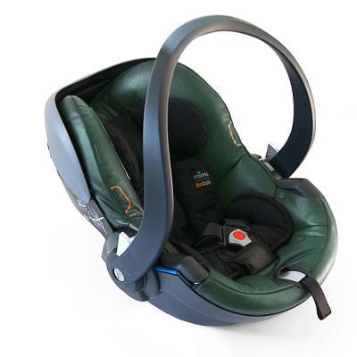 Mima Besafe iZi Go Babyskydd, British Green, inkl adapter