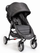 Baby Jogger City Mini 4-Wheel, Charcoal/Demin