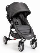 Baby Jogger City Mini 4-Wheel, Charcoal/Demin