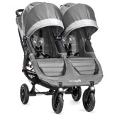 Baby Jogger City Mini GT Double, Steel/Grey