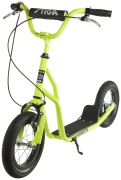 "Stiga Air Scooter 12"", Lime"